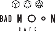 Bad Moon Cafe logo